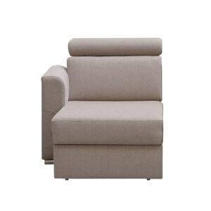 Egyes ülő 1 1B L rendelésre luxus ülőgarnitúrához, bal MARIETA