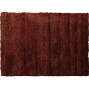 Szőnyeg, bordóbarna, 170x240, LUMA