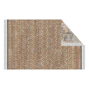 Szőnyeg,  minta/ barna,, 120x180, MADALA