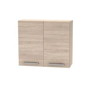 Felső szekrény, NOPL-014-OH, sonoma tölgy