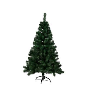 Karácsonyfa fém állvánnyal, 120 cm, CHRISTMAS TYP 10