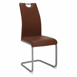 Étkező szék, barna, DEKOMA