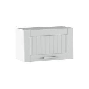 Felső szekrény, világosszürke/fehér, JULIA TYP 9