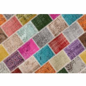 Szőnyeg, színes, 160x230,  ADRIEL