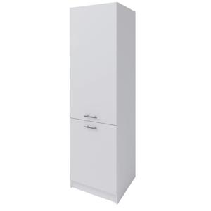 élelmiszer szekrény, fehér, balos, FABIANA S60/210