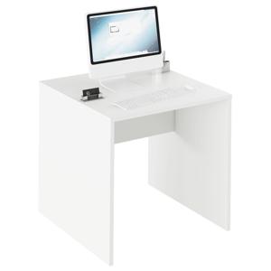Íróasztal, fehér, RIOMA TYP 17
